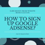 How to Sign Up Google Adsense