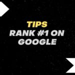 Rank #1 Google