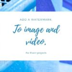 How to Add a Watermark On Fiverr Projects