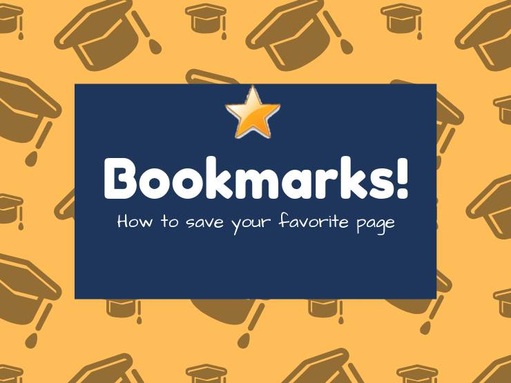 What Are Bookmarks How to save bookmarks